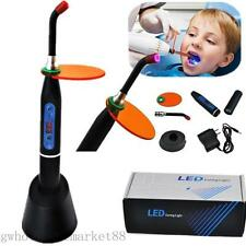 USA CE Dentistry Dental 5W Wireless Cordless LED Curing Light Lamp 1500mw clinic