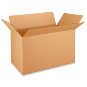50 20x12x13 Cardboard Paper Boxes Mailing Packing Shipping Box Corrugated Carton