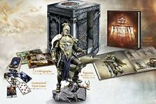 Brand New Might & Magic Heroes VII Collector Ed.+Ivan Fig.+Artbook+Litho(PC-0313