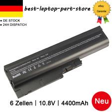 Akku Batterie fü IBM Lenovo Thinkpad R60 R61 R60e R61i T60 T61 T60P T61P Battery
