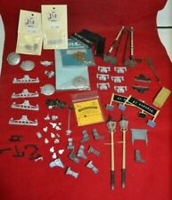 """O"" GAUGE..7 mm.  JOB LOT parts and accessories  as shown"