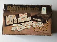 Vintage rummikub