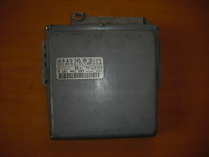 calculateur une prise BOSCH A0185452632 / 0281001283 (ref 1848)