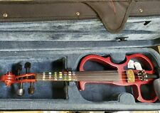 Cecilio Electric Violin Full Size with Case and Bow
