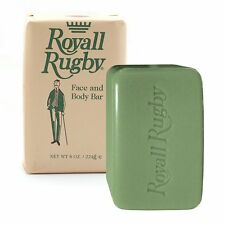 ROYALL RUGBY FACE AND BODY SOAP BAR 8 oz.