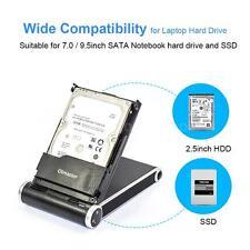 2.5'' inch HDD Docking Station Enclosure External Hard Drive Disk Box New G6B4