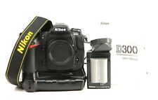 Nikon D300 DSLR Camera Body + Grip, EN-EL3e Battery & MH-18a Charger 6,732 Shots