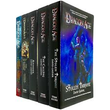 David Gaider collection 5 Books set Dragon Age Series pack Stolen Throne NEW