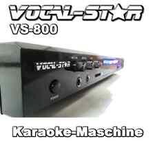 Karaoke-Maschine -Player Anlage HDMI CDG, Vocal-Star VS800