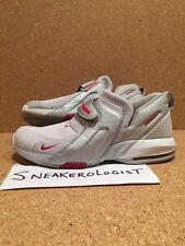 SAMPLE NIKE AIR MAX MULTIPLE XT SZ 9 white red silver 2002 vintage rare trainer