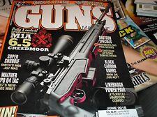 GUNS  magazine  june  2018    shotgun specials  , super snubbie   AA-5