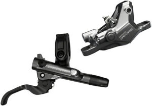 Deore M6100 Disc Brake & Lever - Shimano Deore BL-M6100/BR-M6100 Disc Brake and
