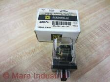 Square D 8501-KP12V20 General Purpose Relay Series D