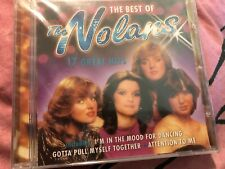The Nolans Best Of New / Sealed