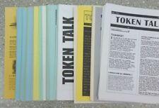 Token Talk – Walter Caldwell - Coal Lumber Scrip Tokens ~3180
