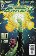 GREEN LANTERN 4...NM-...2012...New 52...Geoff Johns,Doug Mahnke...Bargain!