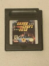 Grand Theft Auto Nintendo Game Boy (1999) Cartridge Only Tested!