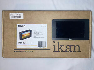 """Ikan DH5e-V2 5"""" 4K Touch Screen On Camera Monitor 4K HD View Finder Parts Repair"""