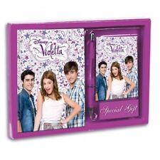Diario Violetta Disney Agenda Original Disney