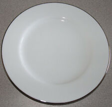 "Royal Doulton - Simply Platinum 2005 RD - Salad Plate - 7 1/2"""