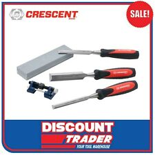 Crescent 5 Piece Wood Chisel Set PCSET5