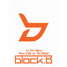 BLOCK. B [ NEW KIDS ON THE BLOCK ] 1ST MINI ALBUM BLOCK B