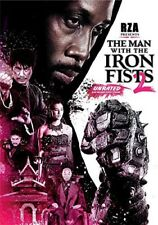 The Man With the Iron Fists 2 [New DVD] Slipsleeve Packaging, Snap Case
