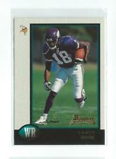 1998 Bowman #182 Randy Moss RC Rookie Vikings Patriots Raiders