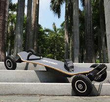 3300W 25MPH Off Road Electric Skateboard With Remote Control Electric Longboard