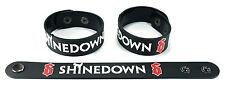 Shinedown NEW! Rubber Bracelet Wristband Free Shipping  aa338