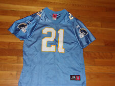 REEBOK SAN DIEGO CHARGERS TOMLINSON NFL FOOTBALL JERSEY BOYS X-LARGE 18-20 EXC.