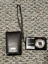 Nikon COOLPIX S630 12.0MP Digital Camera - Black with Case