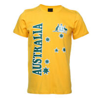 Unisex Adults Kids Mens Womens Australian Day Aussie Souvenir Tee Tops T Shirt