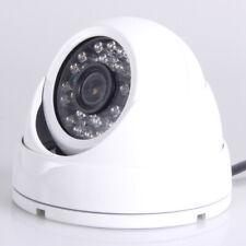 Dome 24IR-Leds Night Vision CMOS 700TVL Indoor CCTV Security Camera 3.6mm Lens