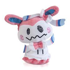 Pokemon Mimikyu Cosplay Sylveon 9 inch Soft Plush Doll Stuffed Toy Kids Gift
