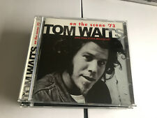 Tom Waits - On the Scene 1973 (2012) CD - MINT 823564626024