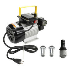 Us Electric Self Priming Oil Pump Transfer Fuel Diesel Pump With Aluminum Casing