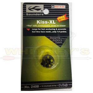 Saunders - Kisser Button - Kiss XL -2408