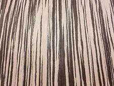 Di alta qualità ZEBRANO impiallacciato-Wood Veneer foglio - 2500mm x 310mm-vero legno