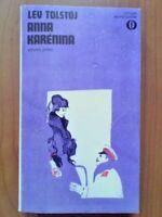 LEV TOLSTOJ ANNA KARENINA - Volume Primo - Oscar Mondadori 1971