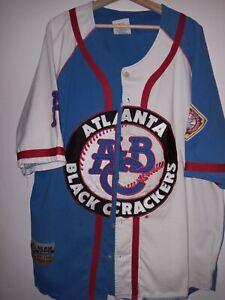 Atlanta Black Crackers Legacy Jersey White