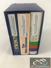 3 Book Set Thomas Nelson Publishers Almanac, Illustrated, New Strong's