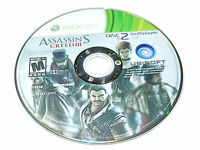 Assassin's Creed III - Microsoft Xbox 360 - Replacement Disc 2 Only!