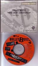 BULLETBOYS Hang On St. Christopher PROMO CD Bullet Boys