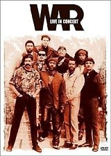 War - Live In Concert (DVD, 2005) R4
