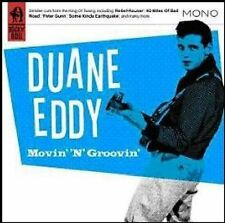 Duane Eddy - Movin N Groovin [CD]