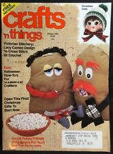 Crafts 'n Things Magazine October 1989