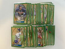 2021 Topps Gypsy Queen Green Parallels #1-150 You Pick Choose Complete Your Set