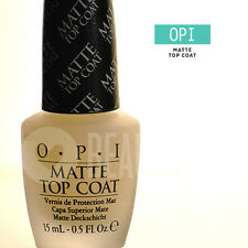 OPI Nail Polish Lacquer 0.5oz Matte Top Coat NEW!