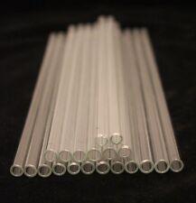 SCHOTT GLASS TUBING 20 Pieces BOROSILICATE PYREX TUBES 9mm x1.5mmx150mm